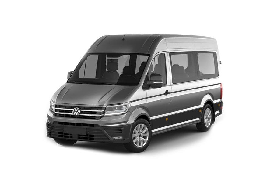 Minibus flotta Brescia Autoservizi